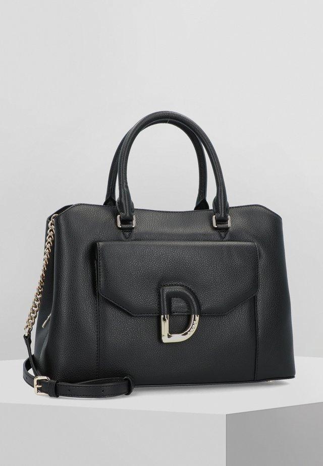 Handbag - black/gold