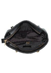 DKNY - VIVIAN  - Handbag - black/gold - 4