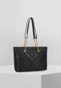 DKNY - VIVIAN  - Handbag - black/gold - 0