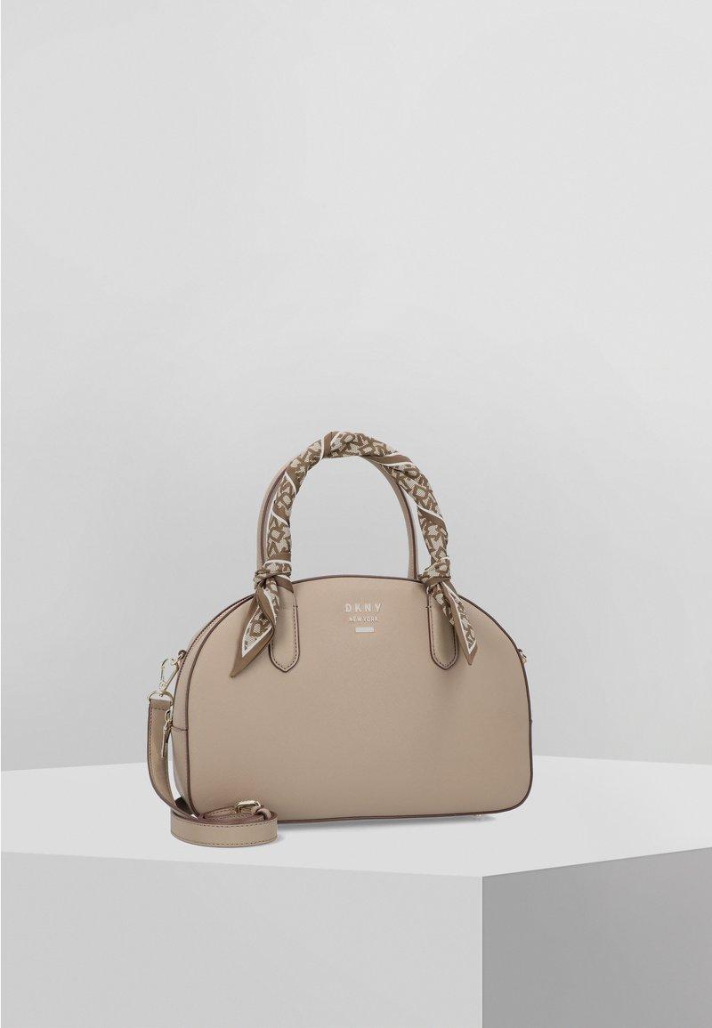 DKNY - LIZA  - Handbag - soft clay