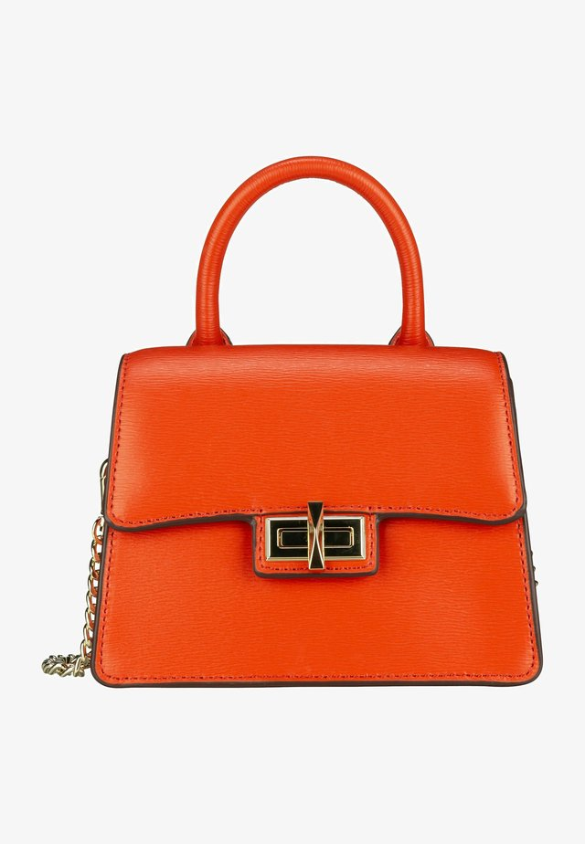 Handbag - carrot