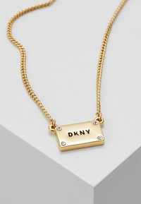 DKNY - LOGO PLACKARD  - Collier - gold-coloured - 5
