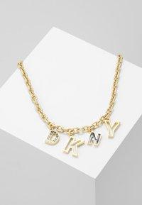DKNY - CHARM - Náhrdelník - gold-coloured - 0