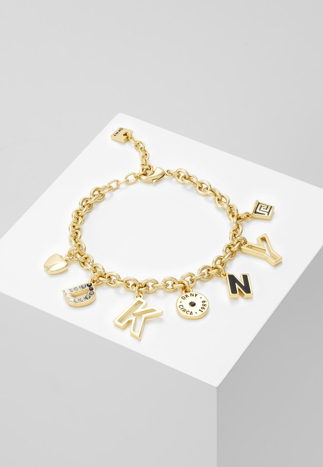 CHARM  - Bracelet - gold-coloured