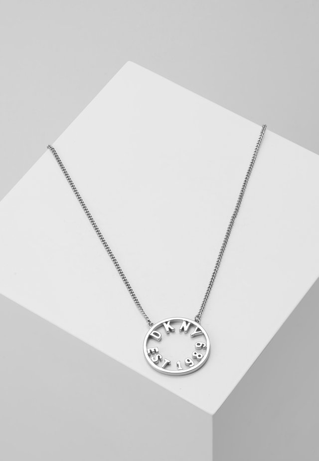 1989 ROUND - Necklace - silver-coloured
