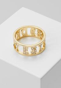 DKNY - DKNY 1989 BAND - Ring - gold-coloured - 3