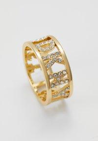 DKNY - DKNY 1989 BAND - Ring - gold-coloured - 2