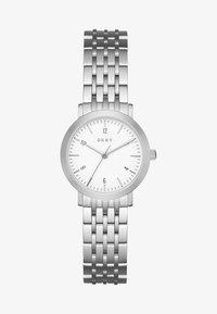 DKNY - MINETTA - Zegarek - silber - 2