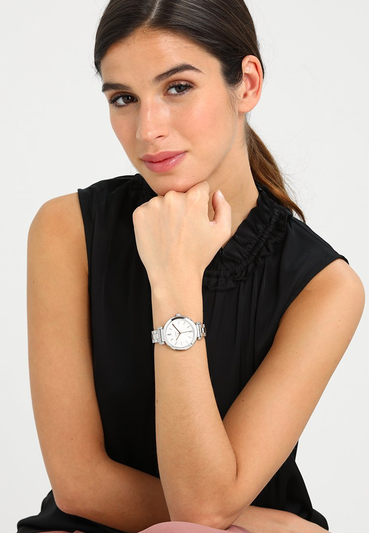 DKNY - ELLINGTON - Watch - silver-coloured