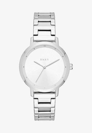 THE MODERNIST - Uhr - silver-coloured