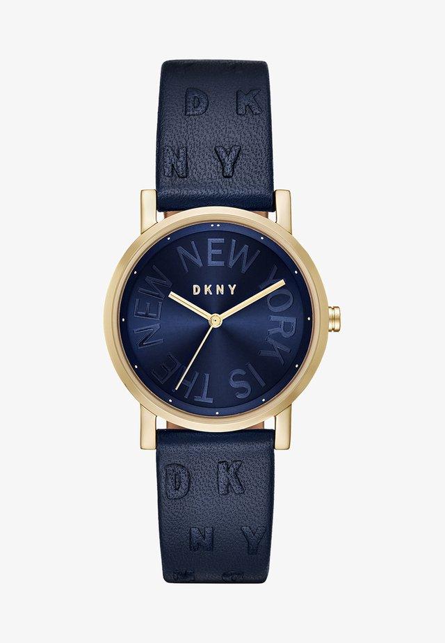 SOHO - Uhr - blue