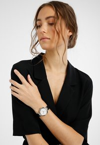 DKNY - EASTSIDE - Horloge - silber/roségold - 0