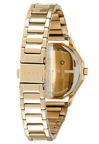 DKNY - ROUND CITYSPIRE - Horloge - gold-coloured - 2