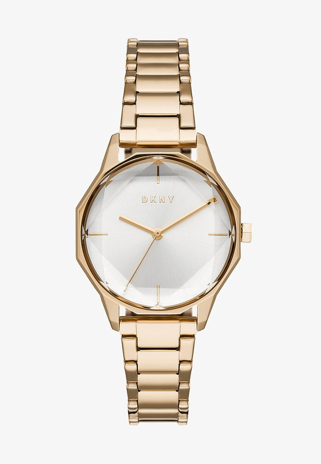 ROUND CITYSPIRE - Montre - gold-coloured