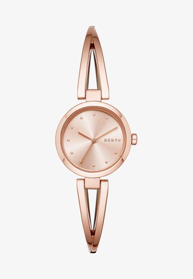CROSSWALK - Watch - roségold-coloured