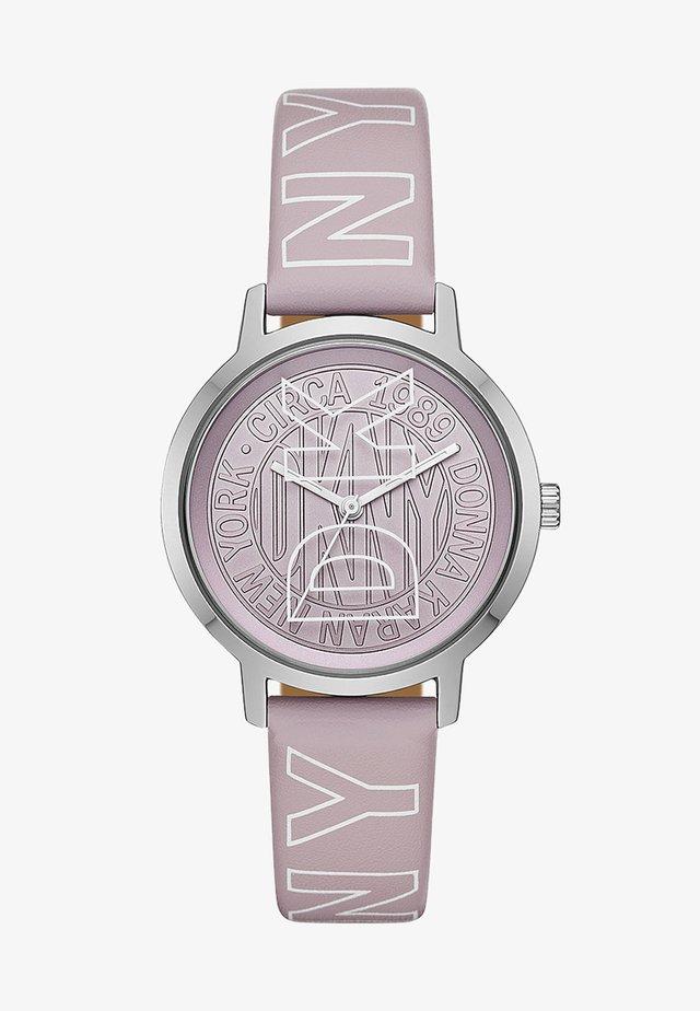 THE MODERNIST - Horloge - rosa