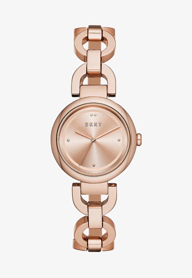 Uhr - rose gold