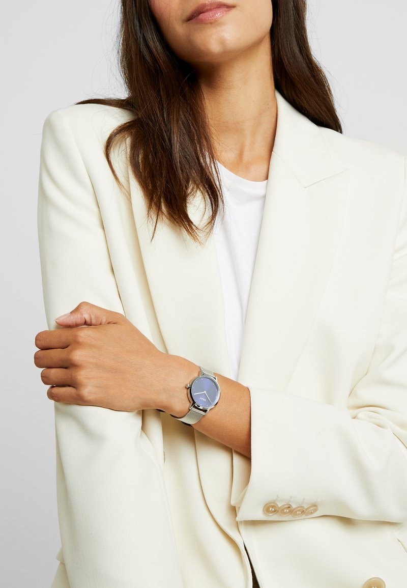 DKNY - THE MODERNIST - Watch - silver-coloured