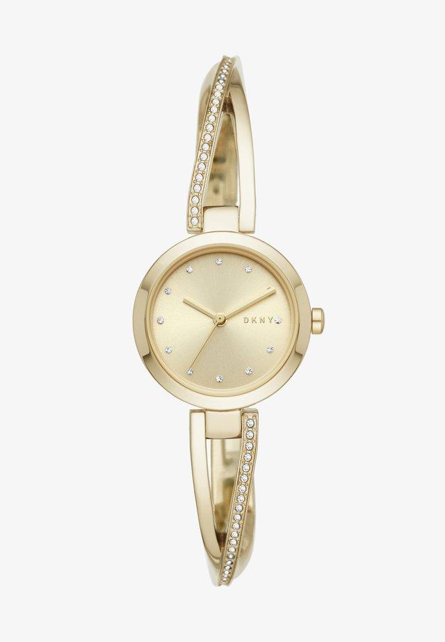 CROSSWALK - Uhr - gold-coloured