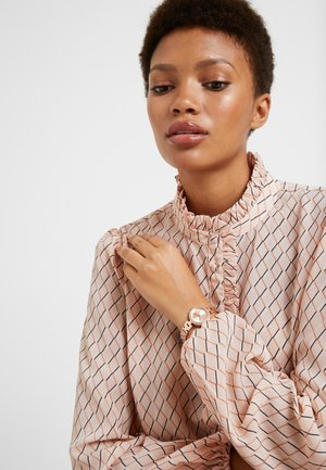 CITY LINK - Hodinky - rose gold-coloured