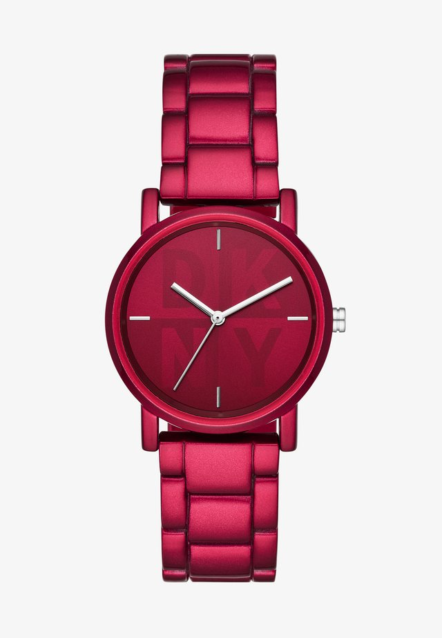 SOHO - Uhr - red