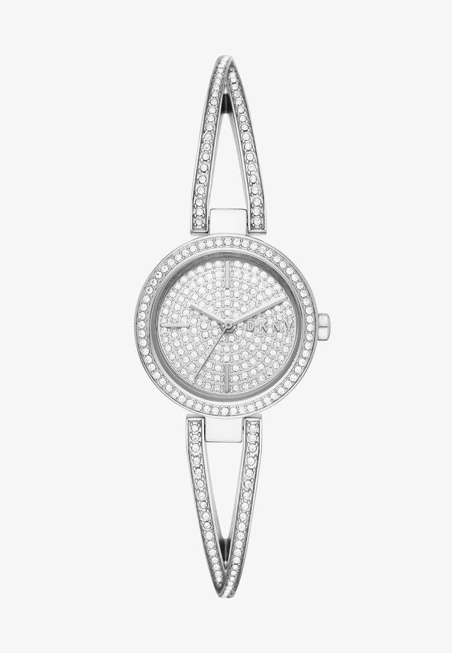 CROSSWALK - Uhr - silver-coloured