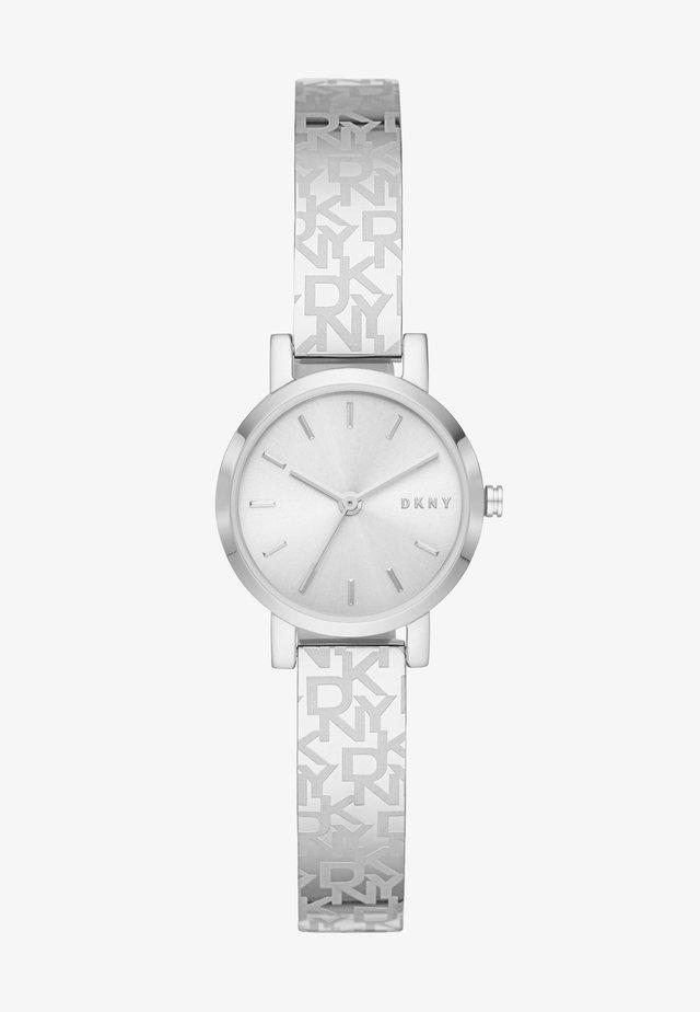 SOHO - Uhr - silver-coloured