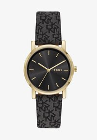 DKNY - SOHO - Horloge - black - 0