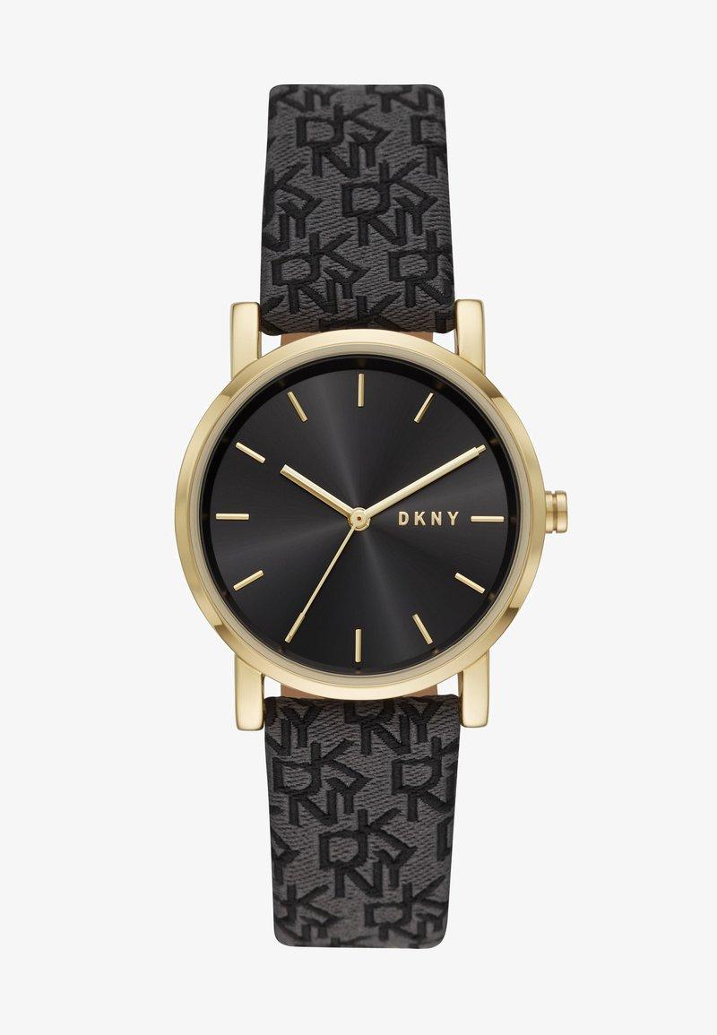 DKNY - SOHO - Horloge - black