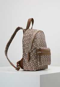DKNY - CASEY MEDIUM BACKPACK - Reppu - nude - 3