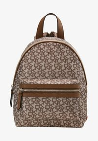 DKNY - CASEY MEDIUM BACKPACK - Reppu - nude - 5