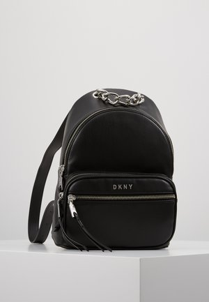 ABBY BACKPACK  - Sac à dos - black/silver