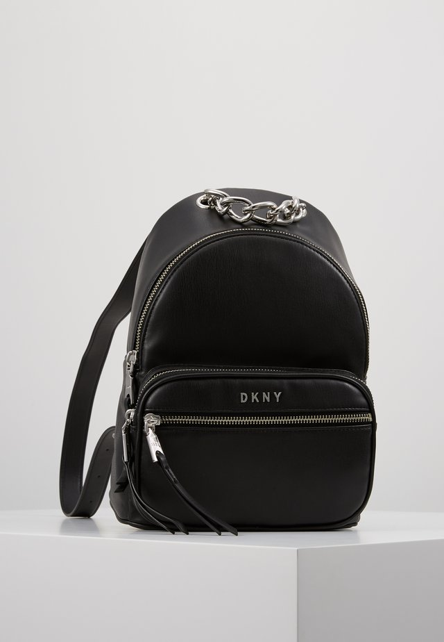 ABBY BACKPACK  - Rucksack - black/silver