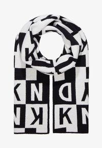 DKNY - Sjaal - schwarz/weiss - 0