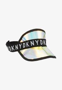 DKNY - EYESHADE - Cap - silver - 1