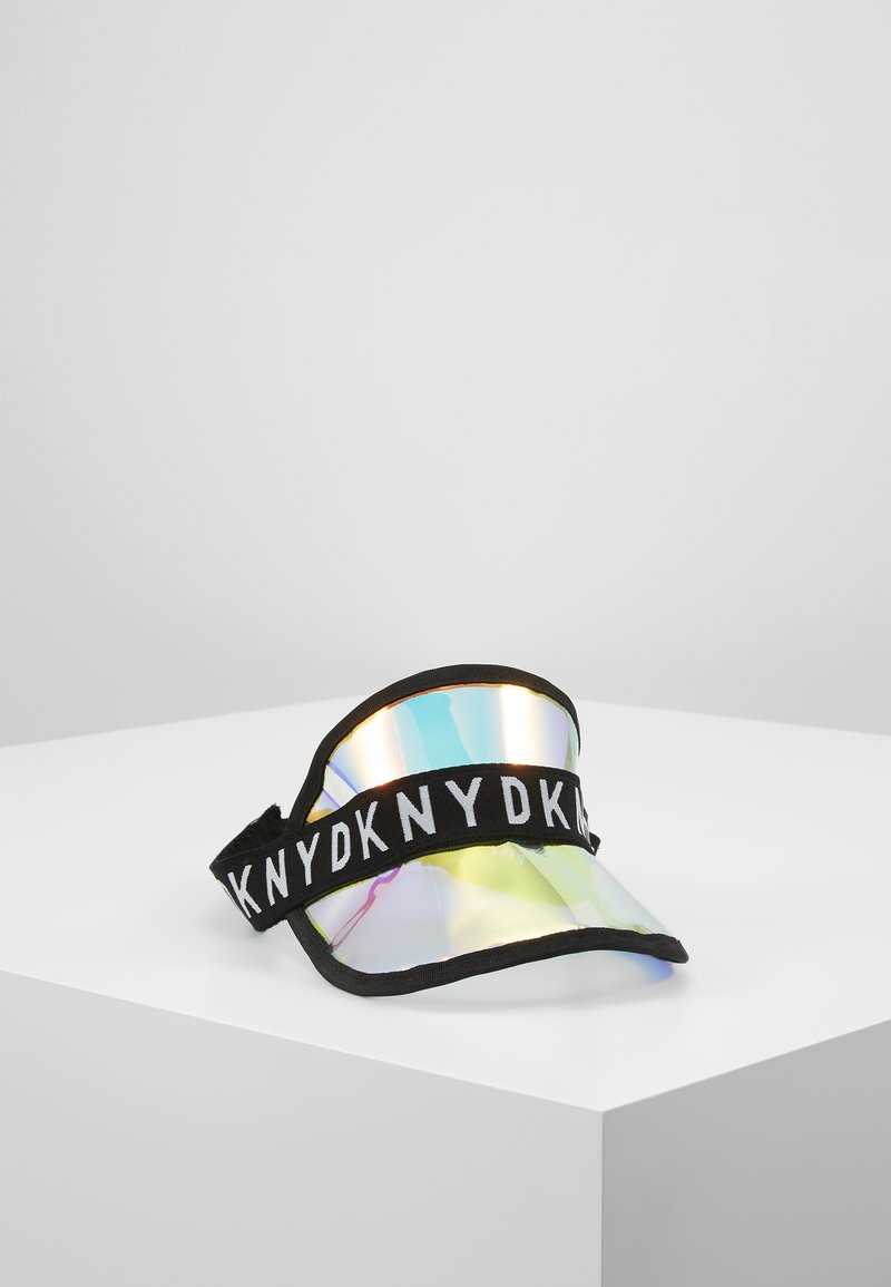 DKNY - EYESHADE - Cap - silver