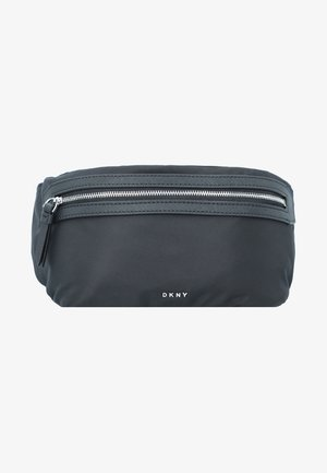 Bum bag - black/silver
