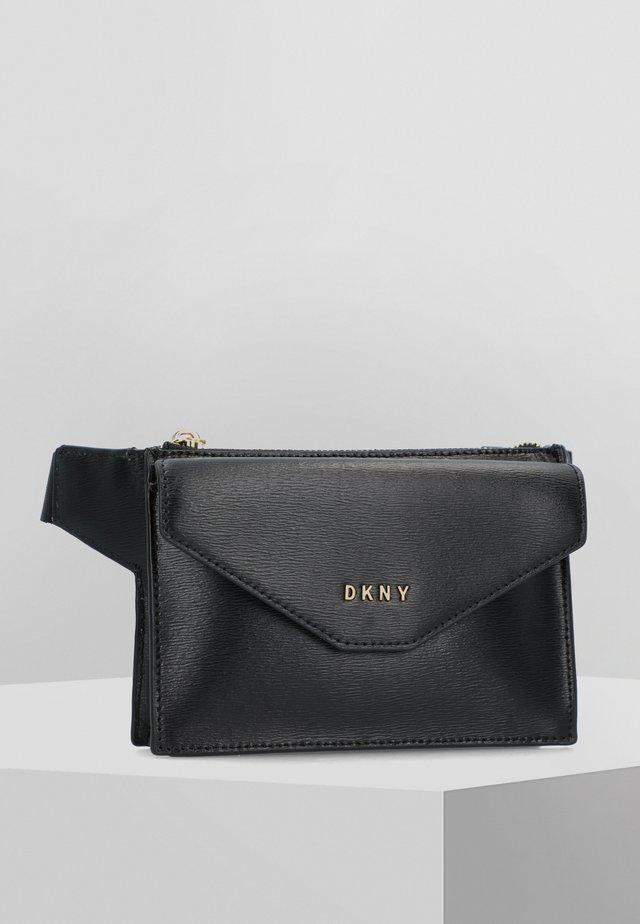 ALEXA  - Bum bag - black/gold