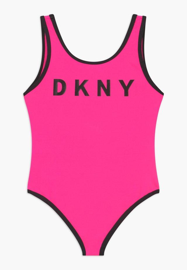 Badedragter - pink