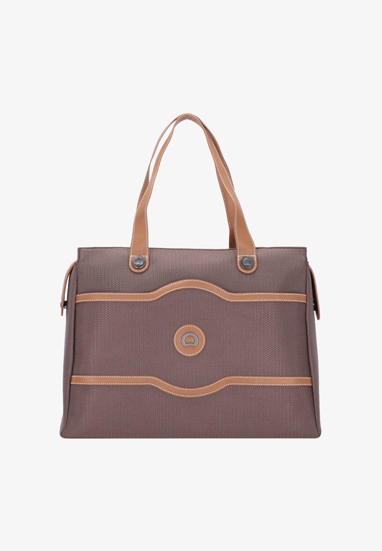 Delsey - CHATELET AIR SOFT - Handbag - brown