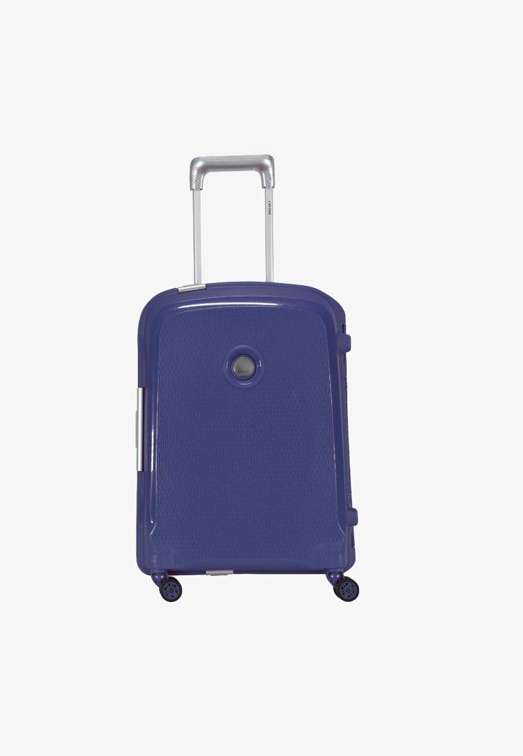Delsey - BELFORT (55 cm) - Valise à roulettes - blue