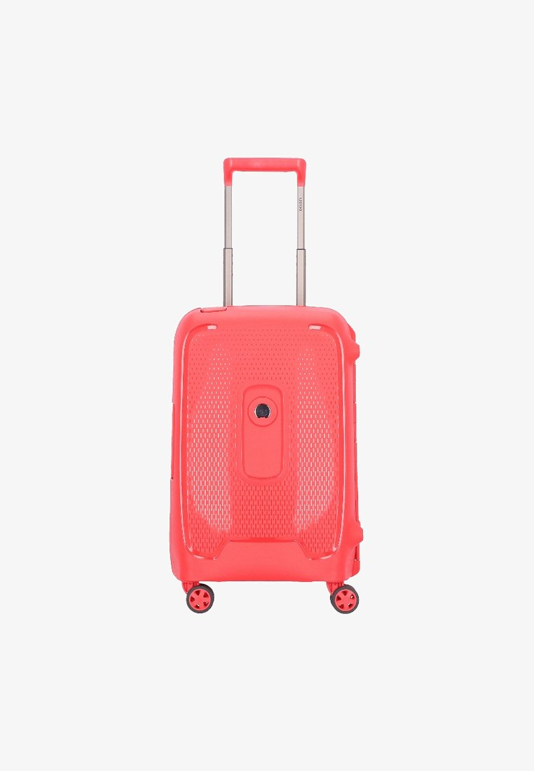 Delsey - MONCEY - Valise à roulettes - red