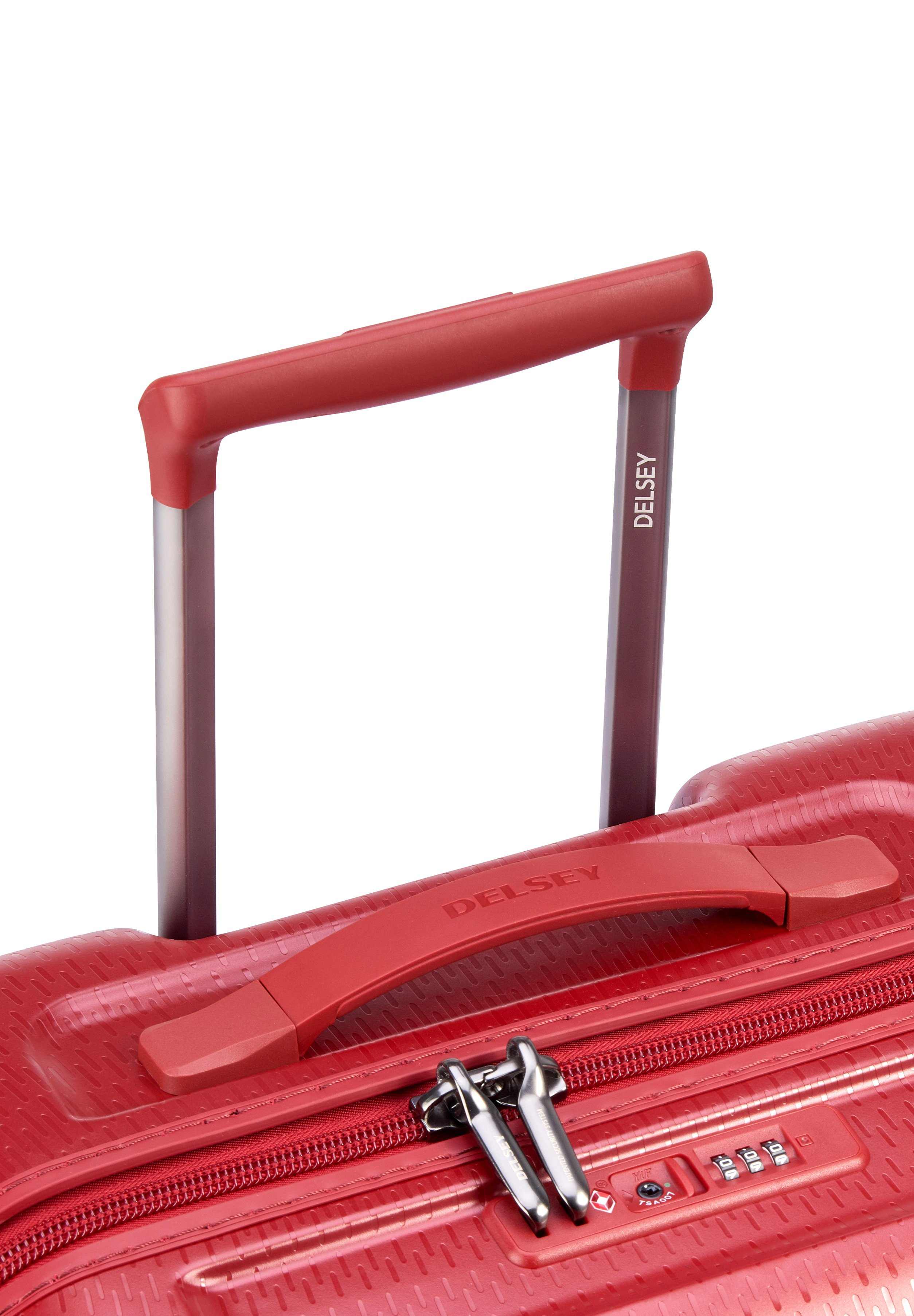 Delsey TURENNE - Trolley - red