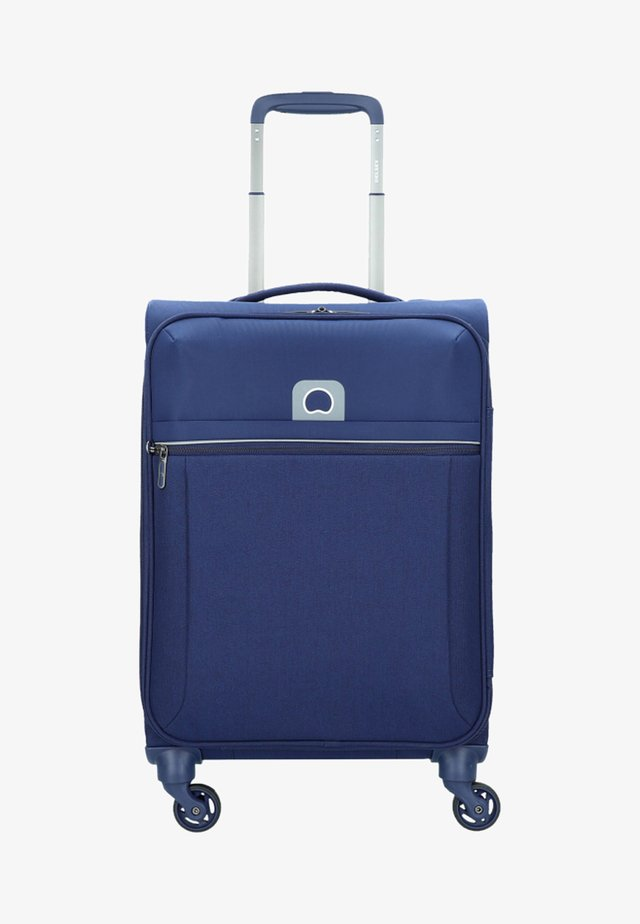 BROCHANT - Wheeled suitcase - blue