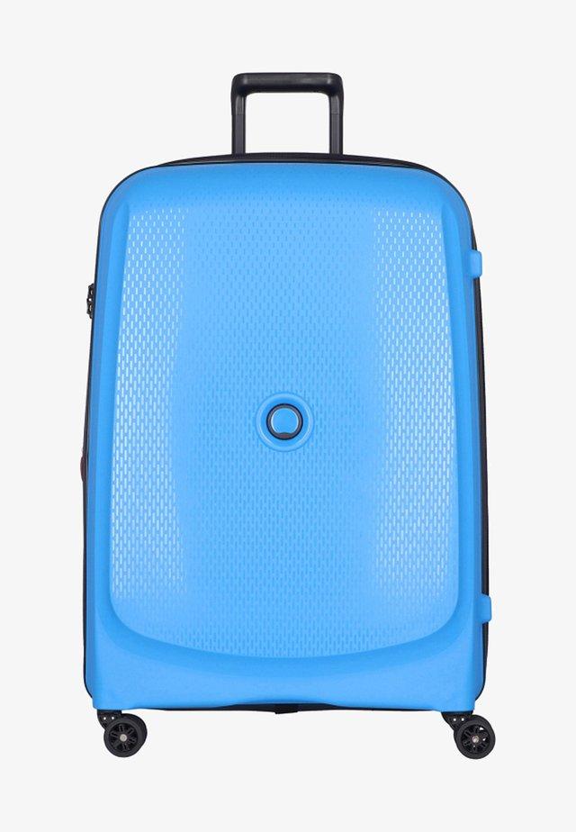 BELMONT PLUS  - Wheeled suitcase - metallic blue