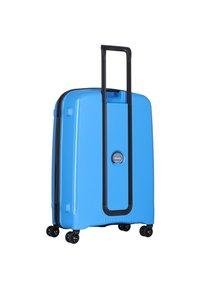 Delsey - BELMONT PLUS - Valise à roulettes - blue - 1