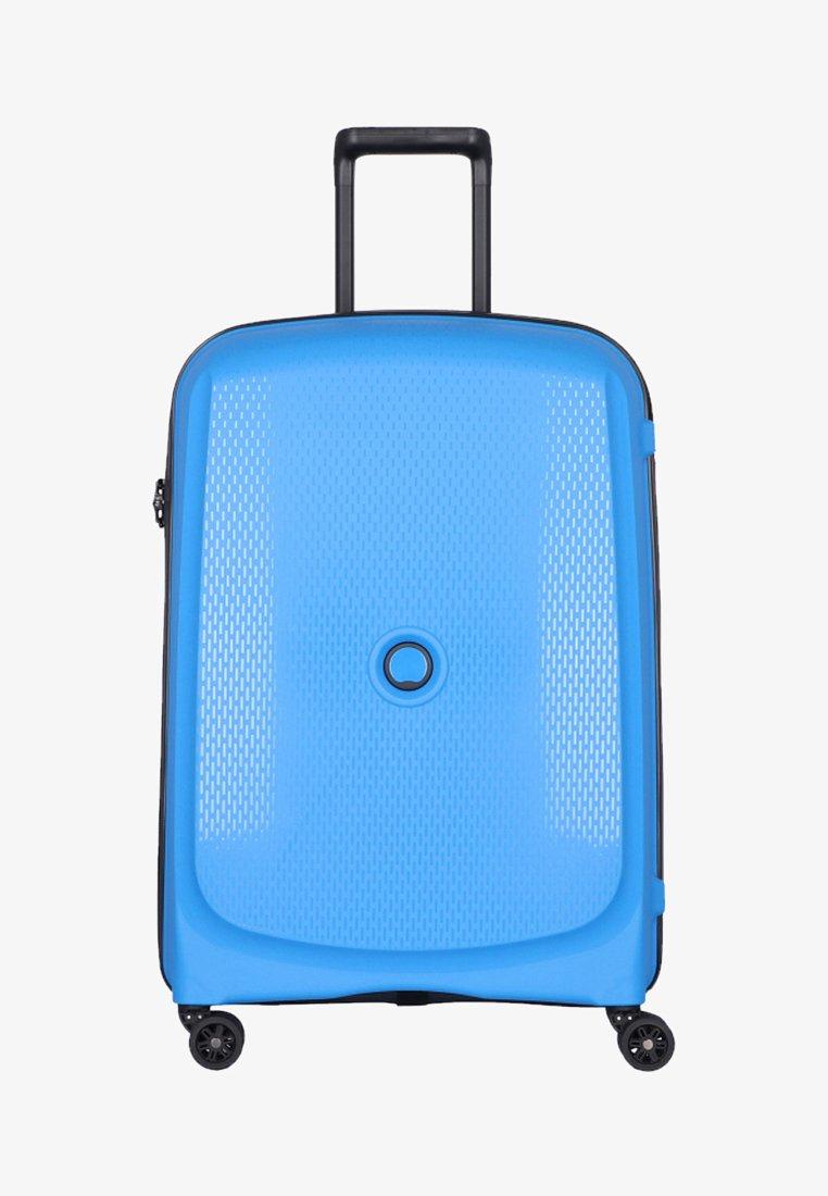 Delsey - BELMONT PLUS - Valise à roulettes - blue