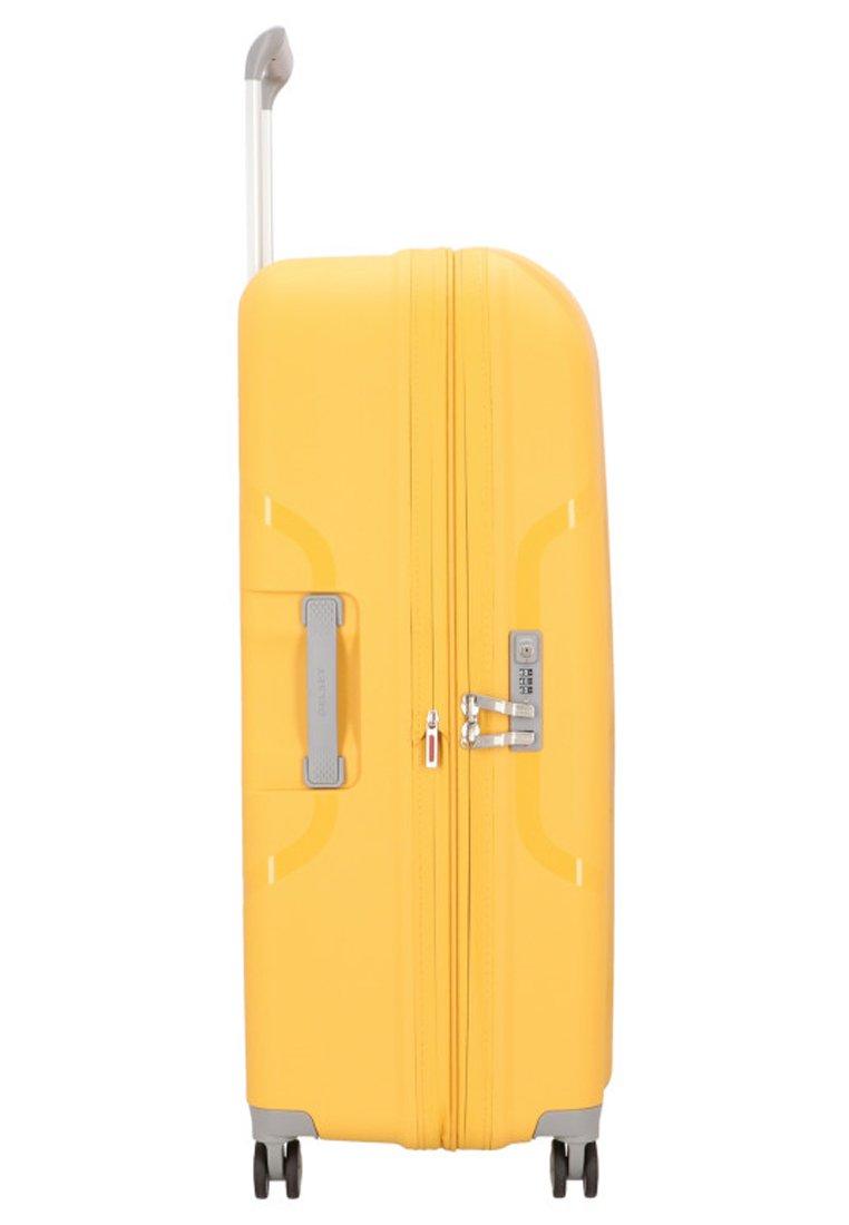 Delsey Clavel - Valise À Roulettes Yellow