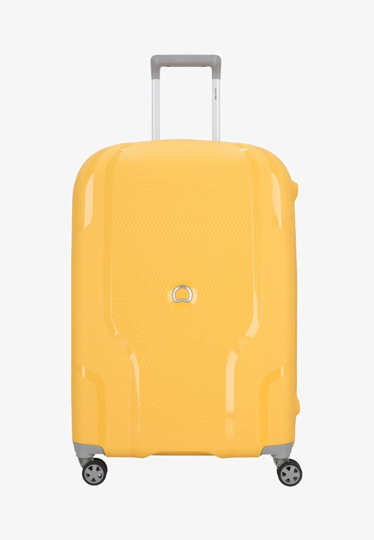Delsey - CLAVEL  - Valise à roulettes - yellow