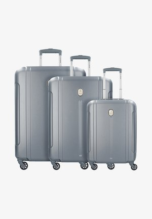3SET - Set de valises - grey